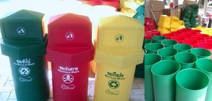 ถังขยะเทศบาล
