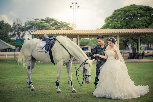 แพคเกจแต่งงาน