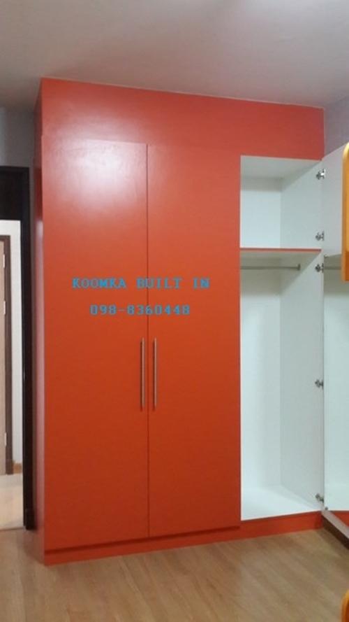 ออกแบบตกแต่งภายในบ้าน เฟอร์นิเจอร์บิวท์อินห้องครัว