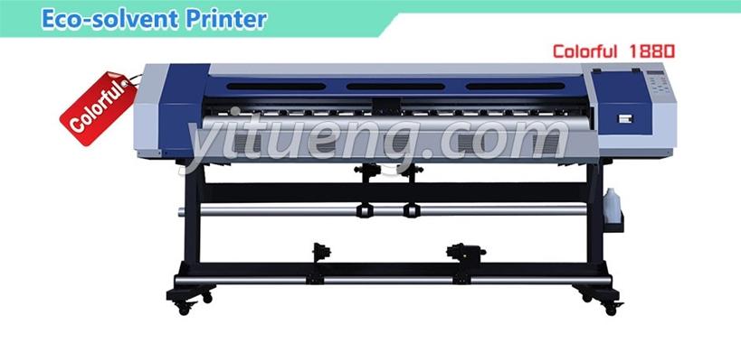 โซเว้น เครื่องพิมพ์ หัวพิมพ์ epson DX5/DX7 1880
