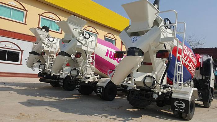 โรงงานผลิต รถโม่เอพีเอ็ม รถโม่คุณภาพ มาตรฐานระดับสากล