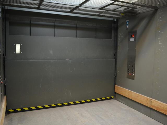 ิฟท์บรรทุกของ (Freight Elevator)
