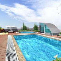 บริการรับสร้างสระว่ายน้ำ