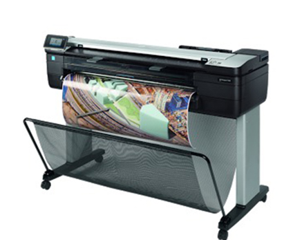 เครื่องพิมพ์ HP DesignJet T830 Multifunction Printer