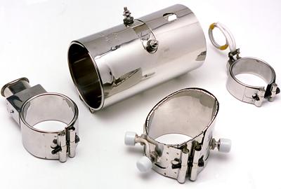 ฮีตเตอร์รัดท่อ (Band Heater, Nozzel Heater)