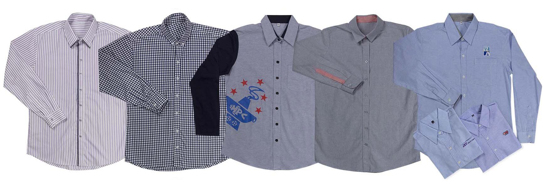 1. เสื้อเชิ้ต