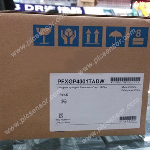 2. PFXGP4301TADW proface HMI touch screen