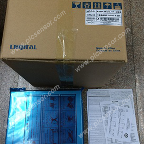 3. AGP3600-T1-D24 proface HMI touch screen