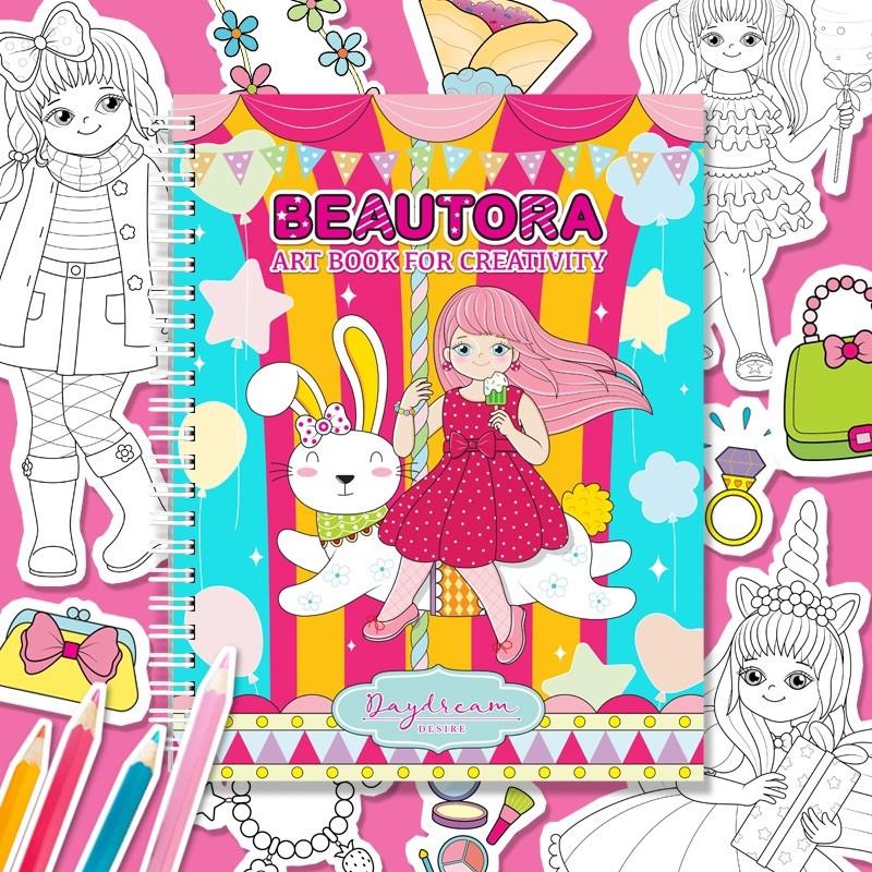 Beautora Art Book