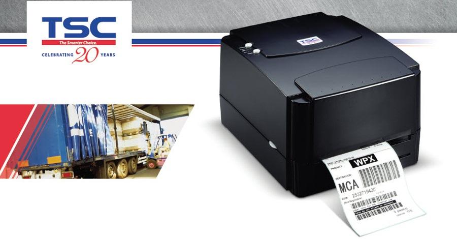 เครื่องพิมพ์บาร์โค้ด รุ่น TSC TTP 244 Pro