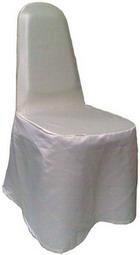 ผ้าคลุมเก้าอี้จัดเลี้ยง ผ้าต่วนเนื้อหนา