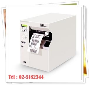 เครื่องพิมพ์บาร์โค้ด รุ่น ZEBRA 105SL