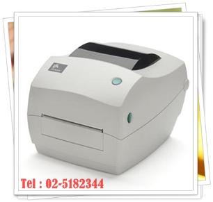 เครื่องพิมพ์บาร์โค้ด รุ่น ZEBRA GC