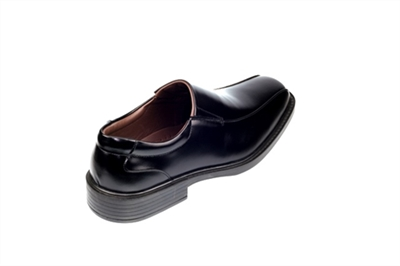 Men leather shoes (Black) VICTORY