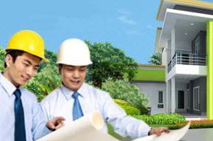 ศูนย์รับปรึกษาเรื่องการสร้างบ้าน