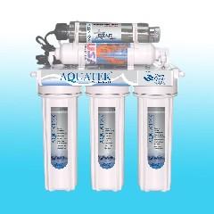 เครื่องกรองน้ำ UV 5 ขั้นตอน AQUATEK
