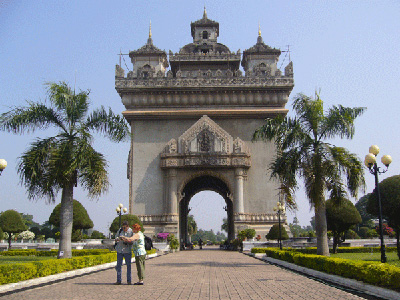 Bangkok - Vientiane 4 days 3 night