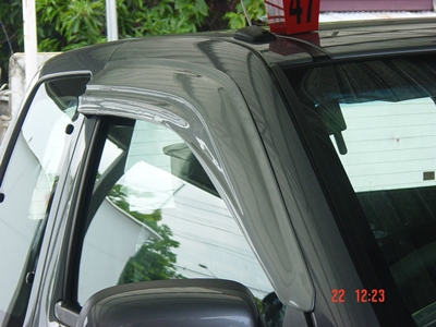บริการขึ้นรูปพลาสติกชุดแต่งรถยนต์