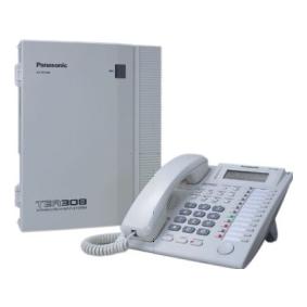 ตู้สาขาโทรศัพท์ PANASONIC ระบบอนาล็อก