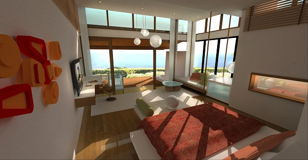 รับเขียนแบบบ้าน 3D