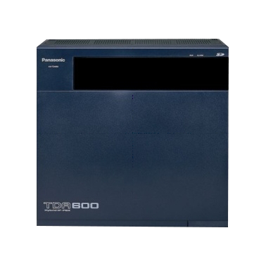 ตู้สาขาโทรศัพท์ PANAONIC HYBRID IP PBX รุ่น KX-TDA600BX