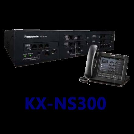 ตู้สาขาโทรศัพท์ PANASONIC IP PBX รุ่น KX-NS300