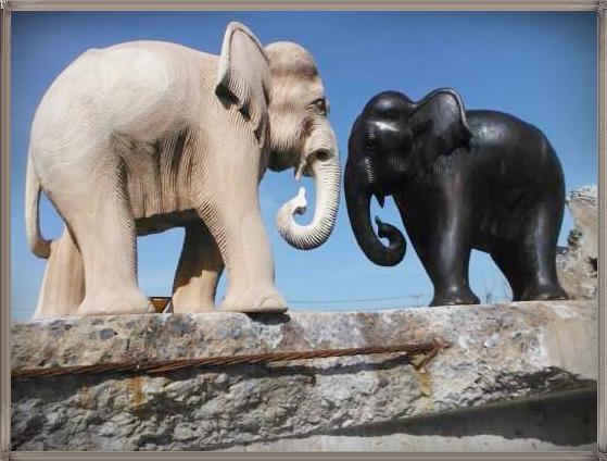 งานเทคเจอร์ ช้างไม้