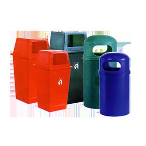 ถังขยะพลาสติก รุ่น DBS06,09,12 DBR 07,11