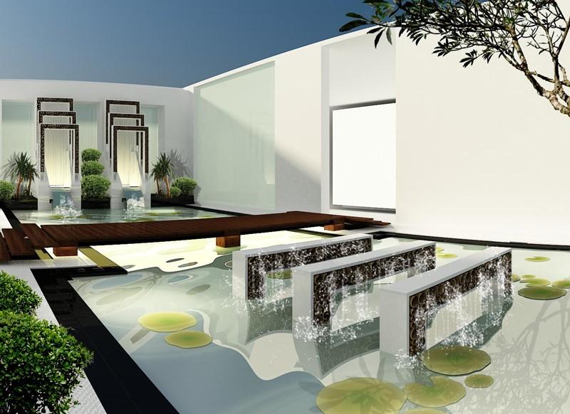 บริการเขียนแบบบ้าน 3D