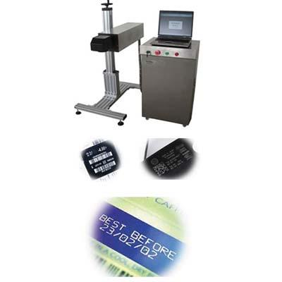 เครื่องพิมพ์วันที่ แบบ Laser Coder