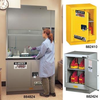 ตู้เก็บสารเคมีสำหรับห้องปฏิบัติการ