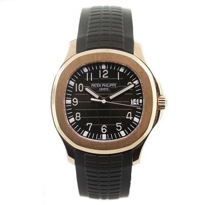 รับซื้อนาฬิกา Patek Philippe 5167R-001 - Rose Gold - Men - Aquanaut