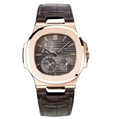 รับซื้อนาฬิกา Patek Philippe 5712R-001 - Rose Gold - Men - Nautilus