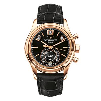 รับซื้อนาฬิกา Patek Philippe 5130R-018 - Rose Gold - Men - Complications