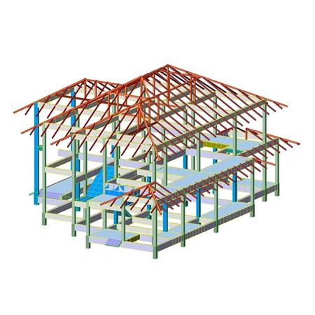 รับออกแบบคำนวณโครงสร้างบ้าน