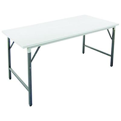 จำหน่ายโต๊ะพับโฟเมก้าขาว