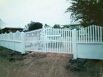 รั้วบ้านสมุทรสาคร
