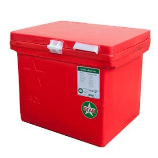 Plastic Ice Box