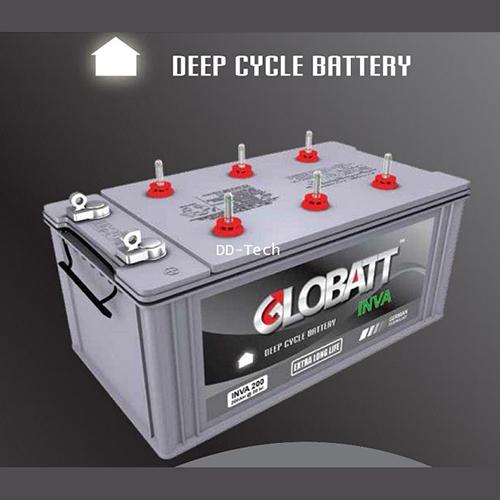 แบตเตอรี่สำหรับเก็บพลังงานแสงอาทิตย์ ชนิด Deep Cycle