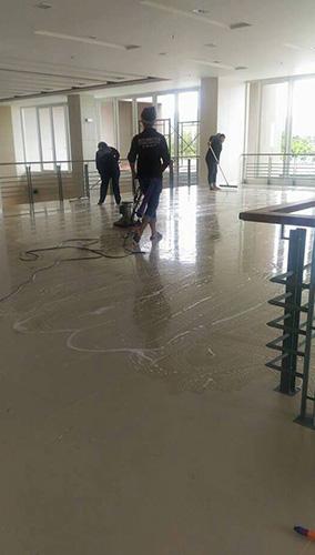 บริษัทรับทำความสะอาด จังหวัดราชบุรี