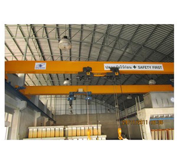 เครนไฟฟ้า ชนิด Overhead Crane