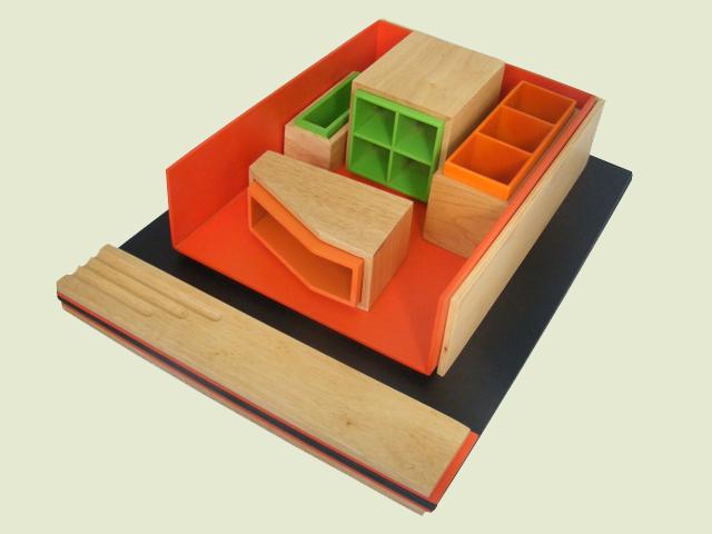 Fulfilling Concept Desk Set