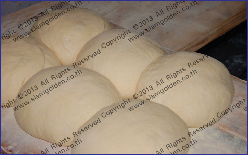 DOUGH DIVIDING AND RESHAPING ZR 220