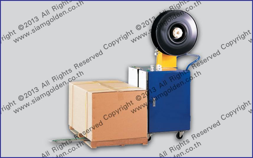 SEMI AUTOMATIC STRAPPING MACHINE MODEL SGS 933