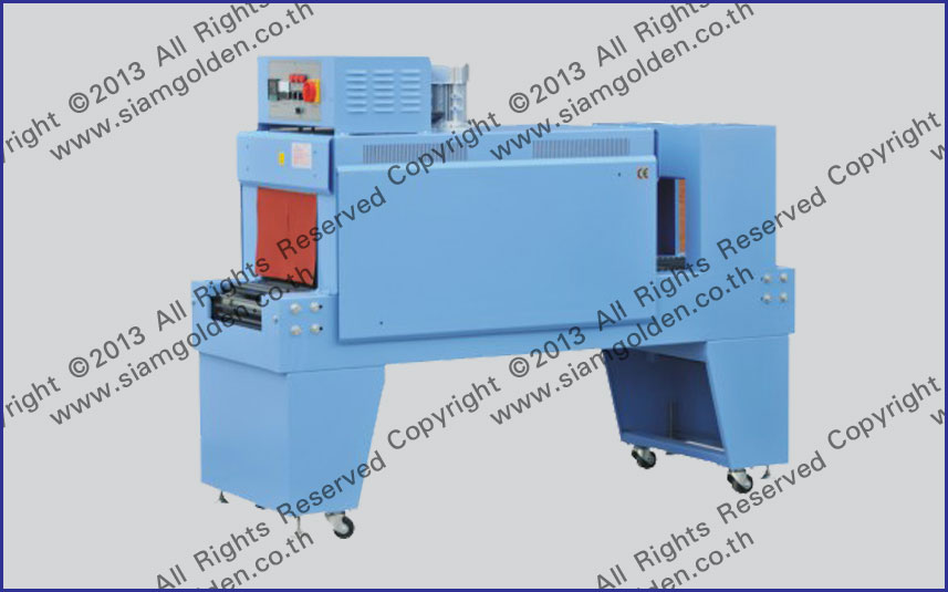 THERMAL SHRINK PACKING MACHINE MODEL BSE 4530A