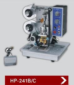 COLORED TAPE HOT PRINTER HP 241B C (INKJET)