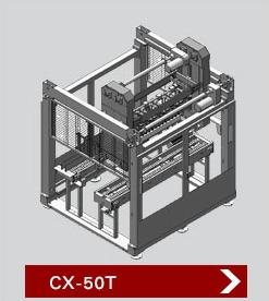 CARTON PACKER MODEL CX 50T