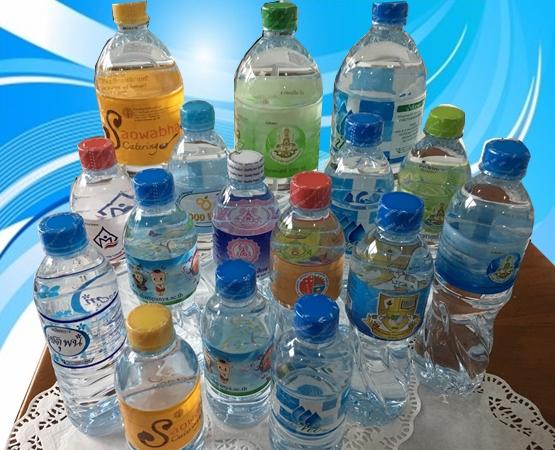 รับผลิตน้ำดื่มตามสั่ง