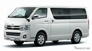 รถตู้ให้เช่าในญี่ปุ่นพร้อมคนขับ