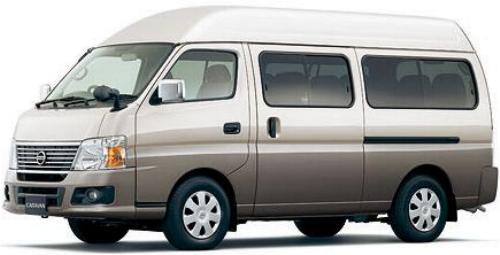 เช่ารถตู้ในญี่ปุ่น